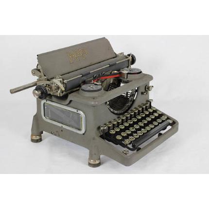 machine à écrire, accessoire