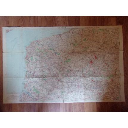 Carte et plan