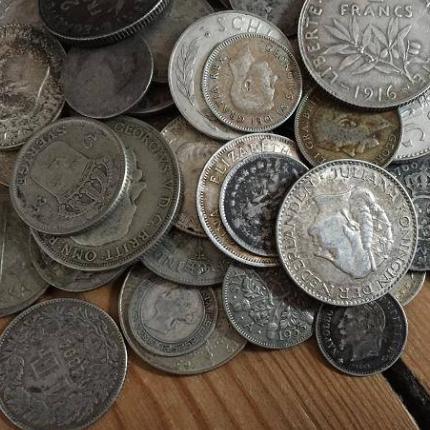 Pièces monnaies