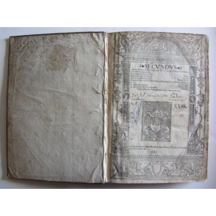 Ancien Livres